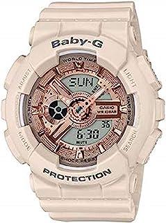 """ساعة رقمية للسيدات من """"كاسيو"""" موديل """"بيبي جي""""، موديل BA110CP-4A"""