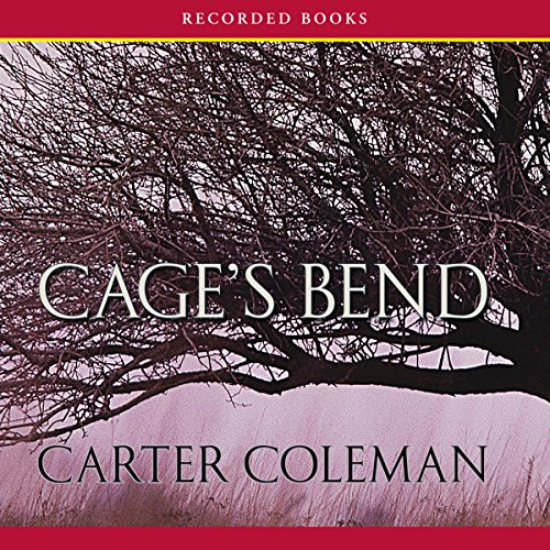 Cage's Bend audiobook cover art