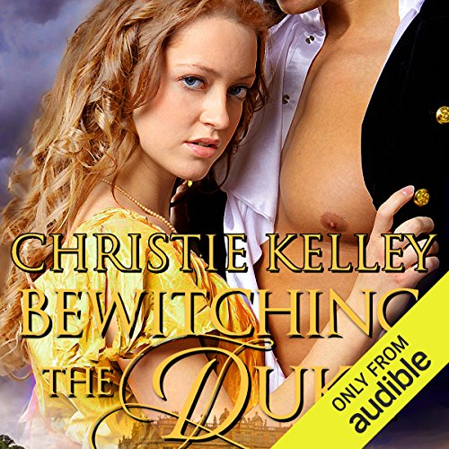 Bewitching the Duke audiobook cover art