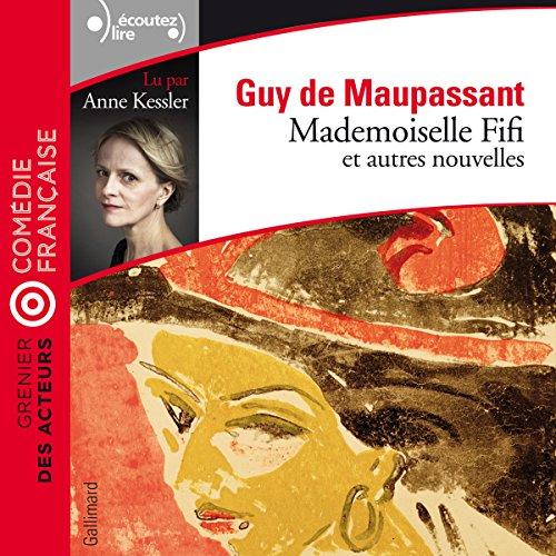 Mademoiselle Fifi et autres nouvelles audiobook cover art