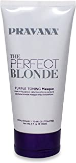 Pravana The Perfect Blonde Purple Toning Masque 5 Oz