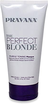 Pravana The Perfect Blonde Purple Toning Masque 5 Oz