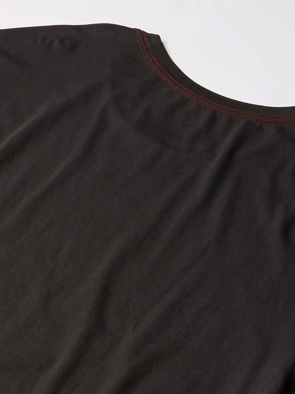RVCA Mens Laird Short Sleeve Crew Neck T-Shirt