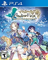 Atelier Firis: The Alchemist and the Mysterious Journey (輸入版:北米) - PS4