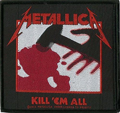 Metallica Kill Em ALL Patch