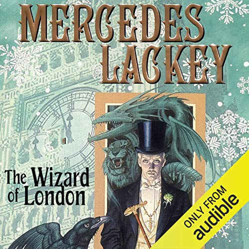 The Wizard of London cover art