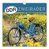 Technikkalender 'DDR-Zweiräder' 2020: 30 x 30 cm, mit Bildern von Ralf-Christian Kunkel