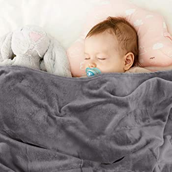 Airedale Terrier Dog Baby Blanket Soft Warm Receiving Blanket for Boys Girls Newborn