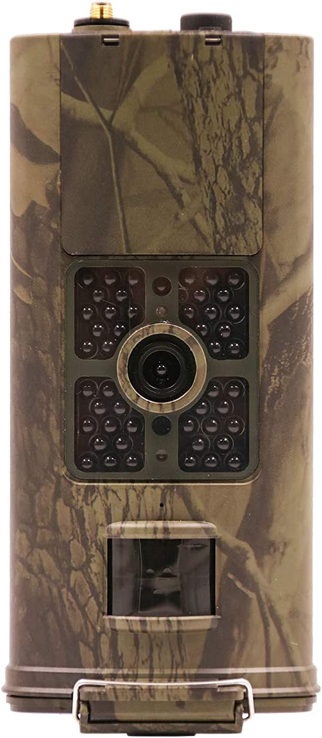 Trail Hunting Camera, 3G Wildlife Camera with 16MP 1080P,2.0  TFT, IP54,Time Lapse, HC700G, Wildlife Forest Monitoring Farm Scouting