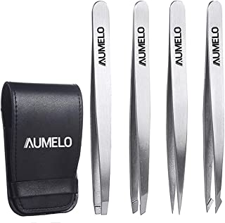 Aumelo Tweezers Set