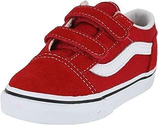 Vans Baby-Girls Unisex-Baby Old Skool V Old Skool V Core (Toddler)
