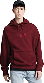 Levi's Sudadera Levis Relaxed Graphic Cabernet L