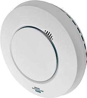 Brennenstuhl BrematicPRO Smart Home rookmelder/hittemelder (app-functie voor melding)