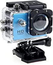$79 » Waterproof Camera HD 1080P Sport Action Camera DVR Cam DV Video Camcorder (Blue)