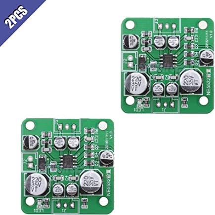 Amazon com: Ximimark 2Pcs NE5532 PCB Sound Magnifier Board