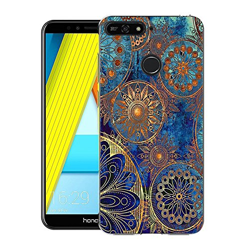 Honor 7A / Huawei Y6 2018 / Y6 Prime 2018 Handy Tasche, FoneExpert® Ultra dünn TPU Gel Hülle Silikon Hülle Cover Hüllen Schutzhülle Für Honor 7A / Huawei Y6 2018 / Y6 Prime 2018