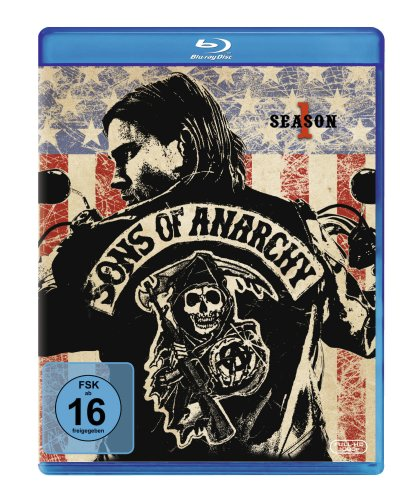 Sons of Anarchy - Season 1 [Blu-ray]
