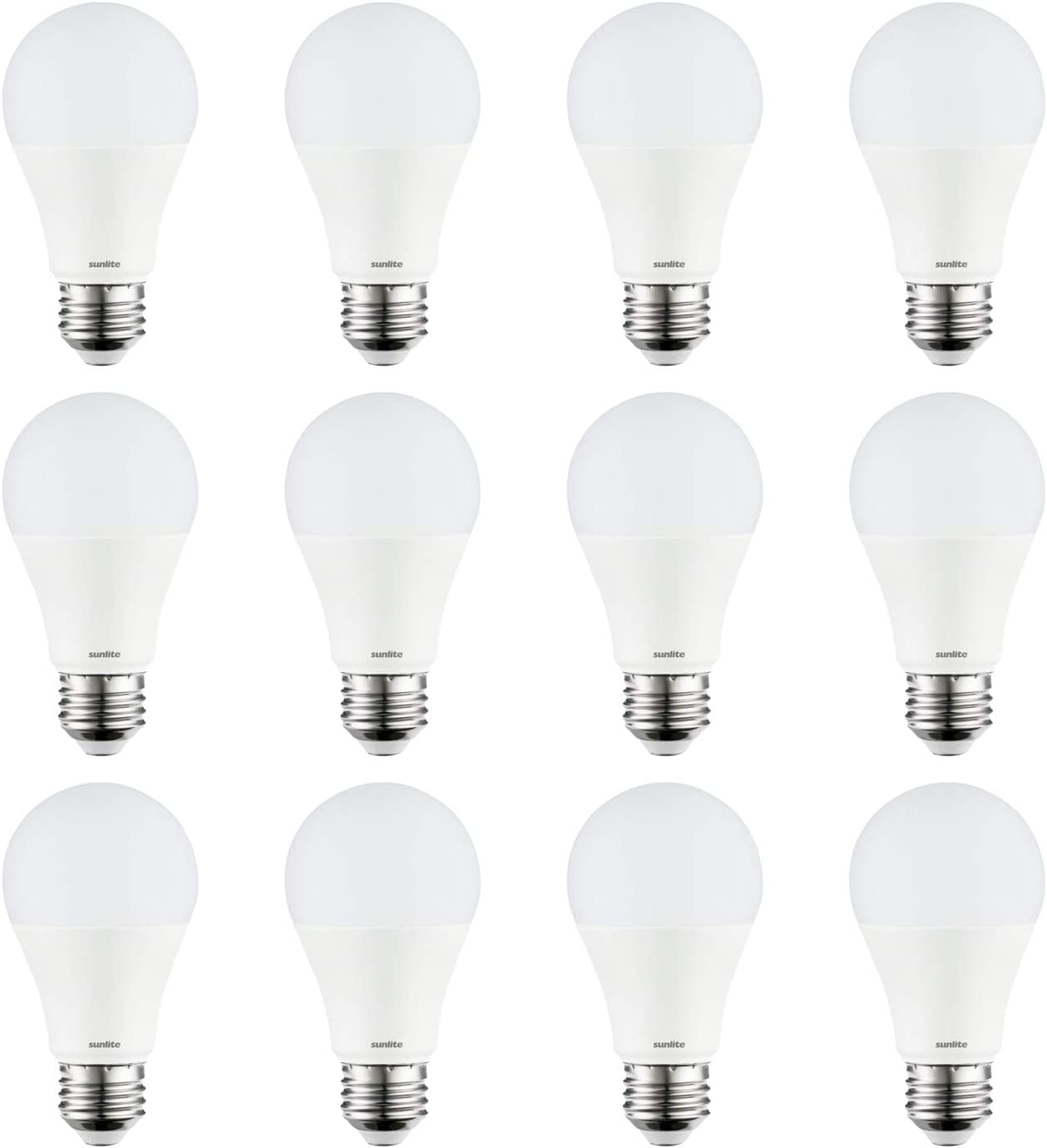 Sunlite 41375-SU LED A19 Household Light E Today's Max 47% OFF only Watts 14 100W Bulbs