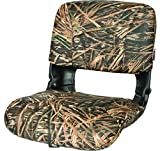 Tempress All Weather High Back Seat, Black Seat/Mossy Oak Shadow Grass...