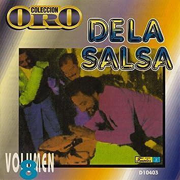 Colección Oro de la Salsa, Vol. 8