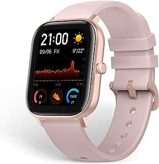 Huami Amazfit GTS Smart Watch(Rose Pink)