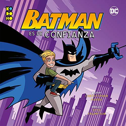 Héroes Dc: Batman Es de confianza