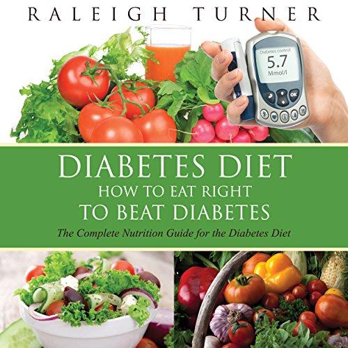 Diabetes Diet audiobook cover art