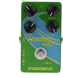 CALINE CP-25 HIghway Man Overdrive Pedal True Bypass US Seller