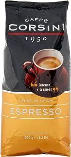 Caffè Corsini Granos De Café Espresso Intensos Y Cremosos G, Intenso E Cremoso, 1000 Gramo