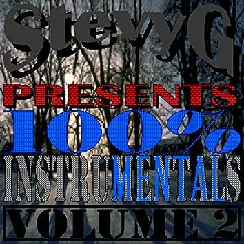 100% Instrumentals, Vol. 2