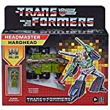 Transformers 2021 Modern Figure in Retro Packaging Autobot Headmaster Hardhead with Duros
