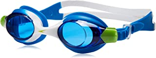 OMERIL Swim Goggles, 2 Packs Anti-Fog Leak Proof Kids Swimming Goggles. Flexible Nose Bridge, 3D Tight Fit Design, Wide View Swim Glasses with Portable Case for Children and Teens (Age 6-14) KNGUVTH Kids Swim Goggles, Pack of 2 No Leaking Swimming Goggles Anti-Fog UV Protection Crystal Clear Wide Vision Swim Glasses with Nose Clips + Ear Plugs for Children Early Teens Aegend Kids Swim Goggles, Pack of 2 Swimming Goggles for Children Boys & Girls Age 3-9, Silicone Nose Bridge, Clear Vision, Easy-Adjustable Strap, UV Protection, Anti-Fog, No Leaking Speedo Unisex-Child Swim Goggles Skoogle Ages 3 - 8