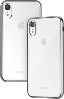 87bef6b1403 Moshi Vitros Funda para teléfono móvil Bumper Plata, Translúcido - Fundas  para teléfonos móviles (