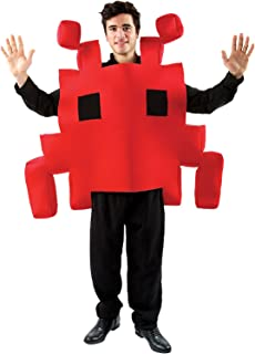 space invaders costume