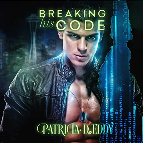 Breaking His Code audiobook cover art