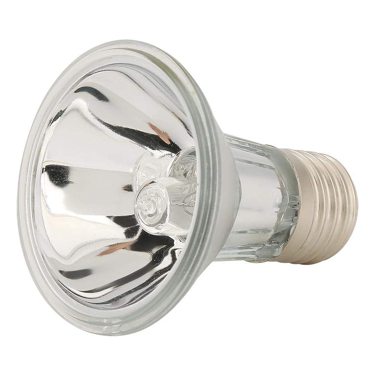 薄いですバンドアクセル爬虫類照明 両生類用ライト 保温電球 亀 カメ ペット 爬虫類 両生類 加熱 電球 水族館 ランプ UVA/UVB E27 220V(25W)