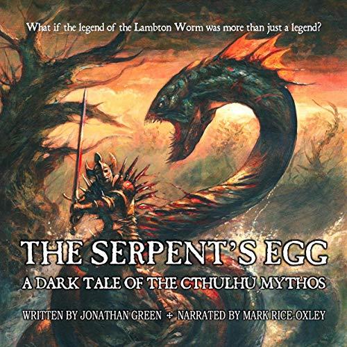 The Serpent's Egg cover art