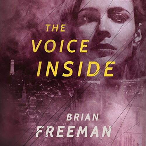 The Voice Inside audiobook cover art