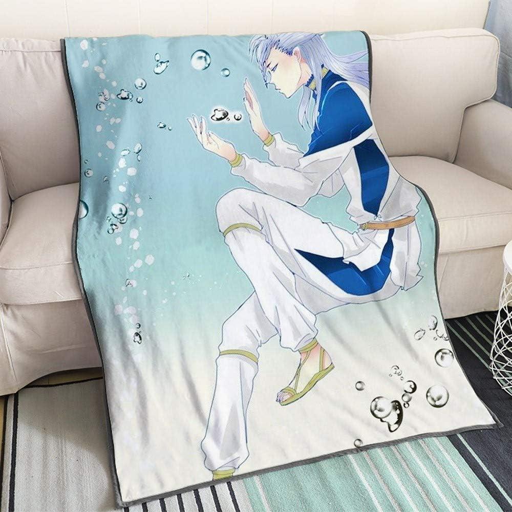 Xungzl Elegant Black Limited time trial price Clover Noel Hilba Printed Water Cartoon 3D Blanket
