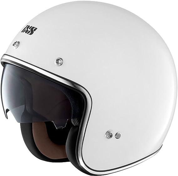 Ixs Jet Helmet Hx 77 L Matt Black Auto