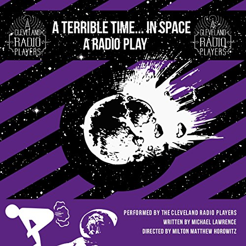 A Terrible Time...in Space cover art