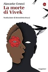 La morte di Vivek Hardcover