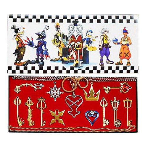 Kingdom Hearts Sora Keyblade 13 Set…