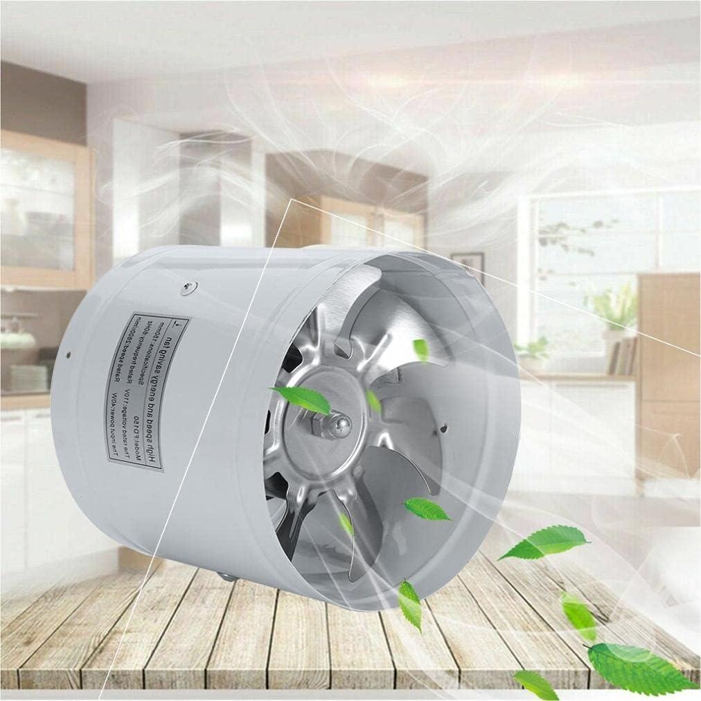 6 Inch 260 CFM Duct Booster Steel Inline Blower online Al sold out. shopping Sheet Fan Housin