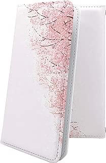 Nexus5X ケース 手帳型 サクラ 桜 小桜 夜桜 花柄 花 フラワー グーグル ネクサス 手帳型ケース 和柄 和風 日本 japan 和 Nexus 5X おしゃれ