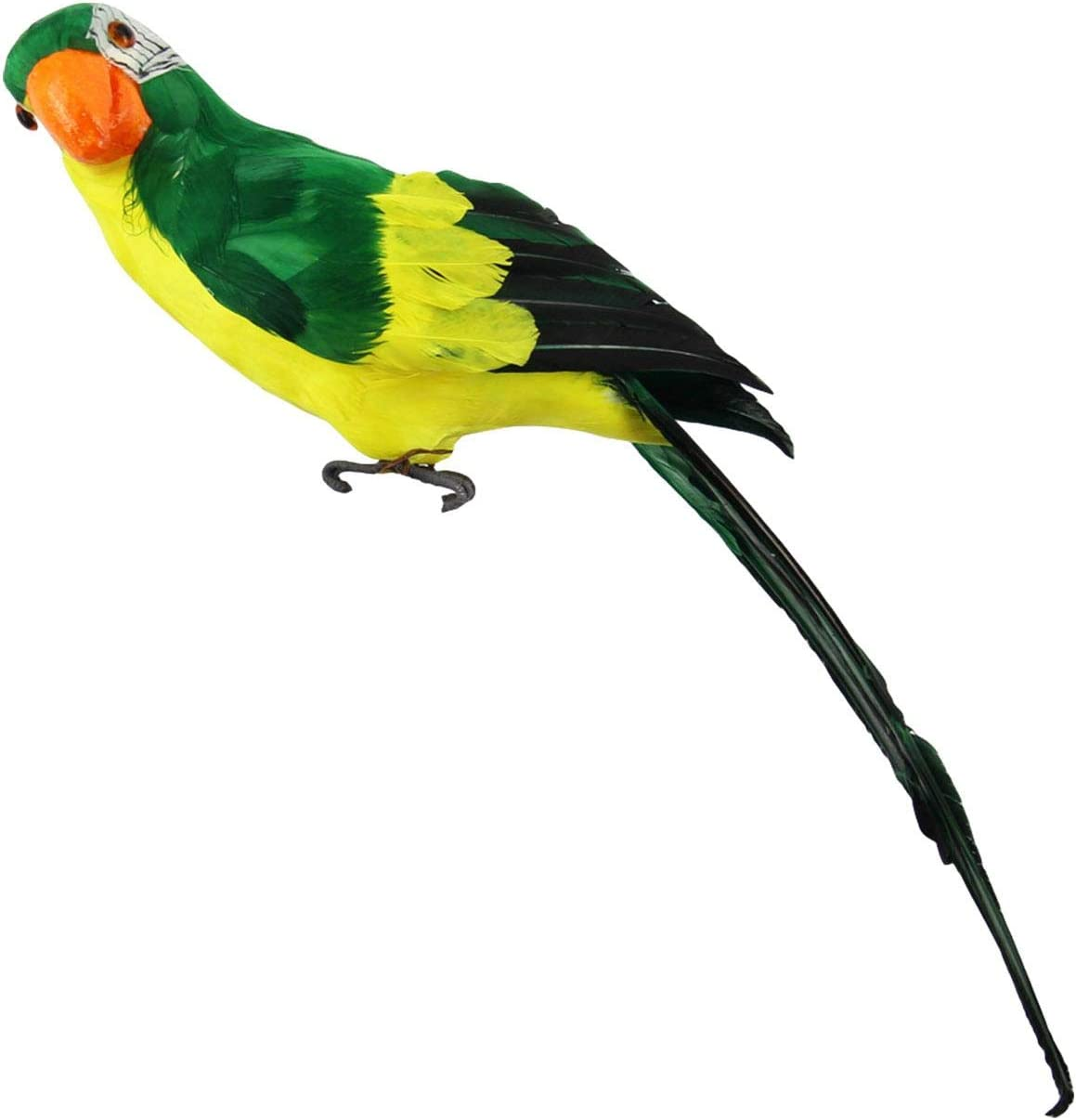 Simulation 2021 autumn and winter new Parrot Garden Lifelike outlet Bird Outdoor Orname Decoration