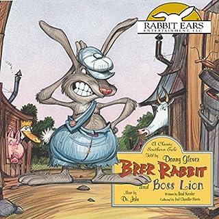 Brer Rabbit and Boss Lion cover art