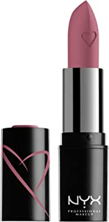 NYX PROFESSIONAL MAKEUP Shout Loud Satin Lipstick, Desert Rose 05