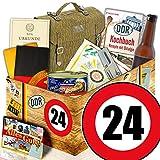 24. Geburtstag / NVA Box / Geburtstags Geschenke ausgefallen / DDR Paket