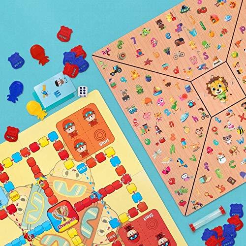 Intereting Oficina juegos de ajedrez de vuelo, juguete tablero de juego de la familia, los juegos interactivos de juguete partido de la familia, juegos interactivos entre los niños y los padres de